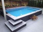 Royal Dutch monoblock zwembad PE