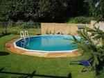 Staalwand zwembad Tholen