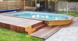 Gardipool Rectoo houten zwembad_