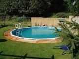 Zelfbouw zwembad Interline century